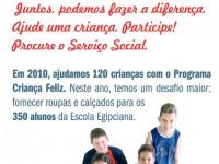 Banner - Campanha Criança Feliz
