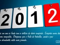Mensagem de final de ano