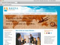 Avicena RH - Conceito para web