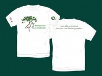 3ª Semana do Meio Ambiente - Camisa