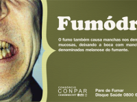 Campanha contra o tabagismo