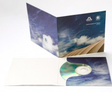 Capa para CD-Rom